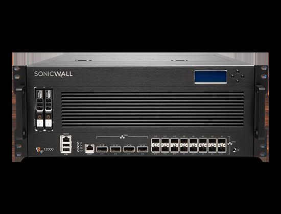 Firewall Sonicwall nssp 12800 Modul für Netzsicherheit