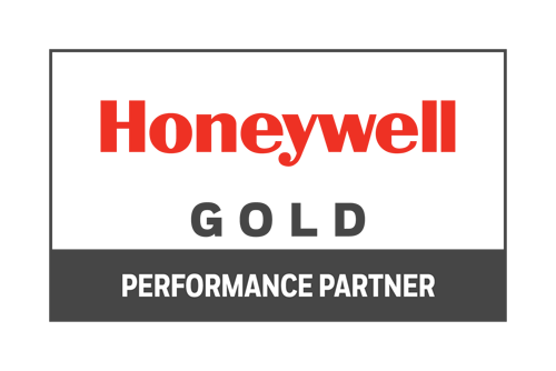 Honeywell Gold Performance Partner Logo