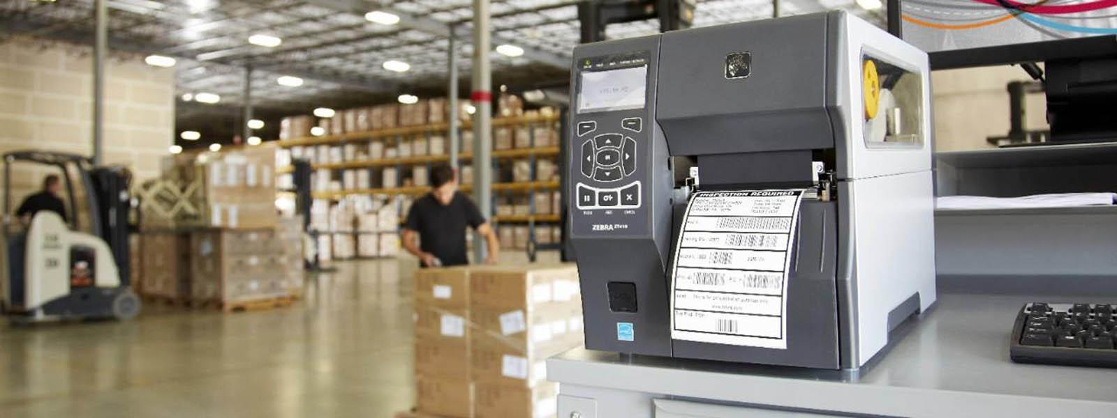 Ingerson Consulting GmbH in Düsseldorf - Printers, Etikettendrucker