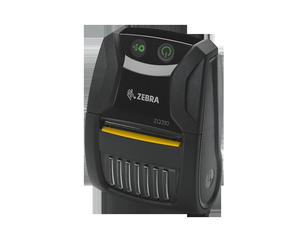 Zebra mobiler Etikettendrucker zq310 für Außenarbeiten