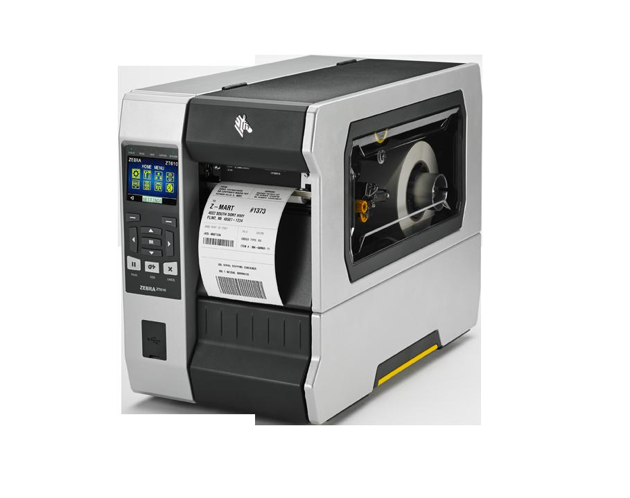 Zebra ZT610 Etikettendrucker für 1D und 2D Codes