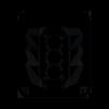Ampelsymbol in Grau
