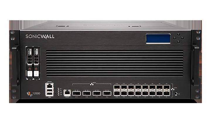 Sonic Wall Firewall - Datenschutz IT Sicherheit von Ingerson Consulting in Düsseldorf